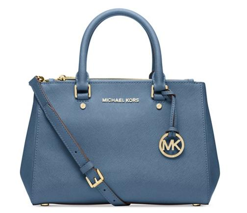 MICHAEL Michael Kors Sutton Small Satchel @ Macy's