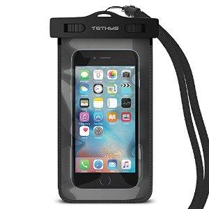 Tethys Waterproof Bag(Fit Up to 6.1 inch includes iPhone 6 Plus, Note 5)