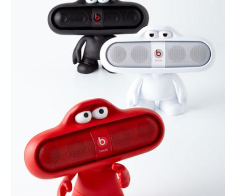 Beats By Dr. Dre Beats Pill Dude with Speaker @ Neiman Marcus