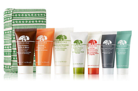 From $12 Holiday Gift Set @ Origins