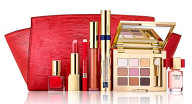 Estee Lauder The Ready In Red Makeup Collection