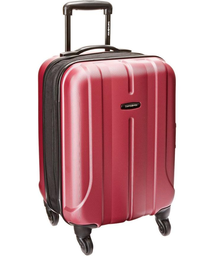 From $72.67 Samsonite Luggage Fiero HS Spinner 20