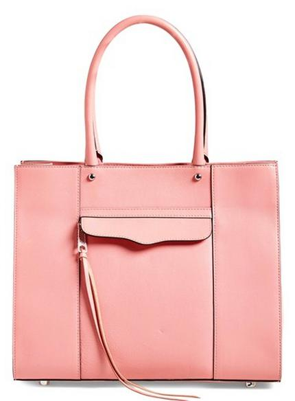 40% Off Rebecca Minkoff Bag in Rose Color @ Nordstrom