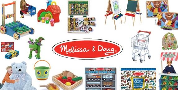 $10 off $30 Melissa and Doug Toys @ Staples