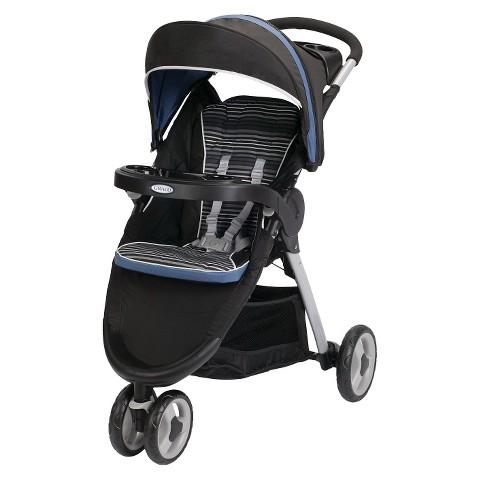 $113.98 Graco FastAction Fold Sport Click Connect Stroller