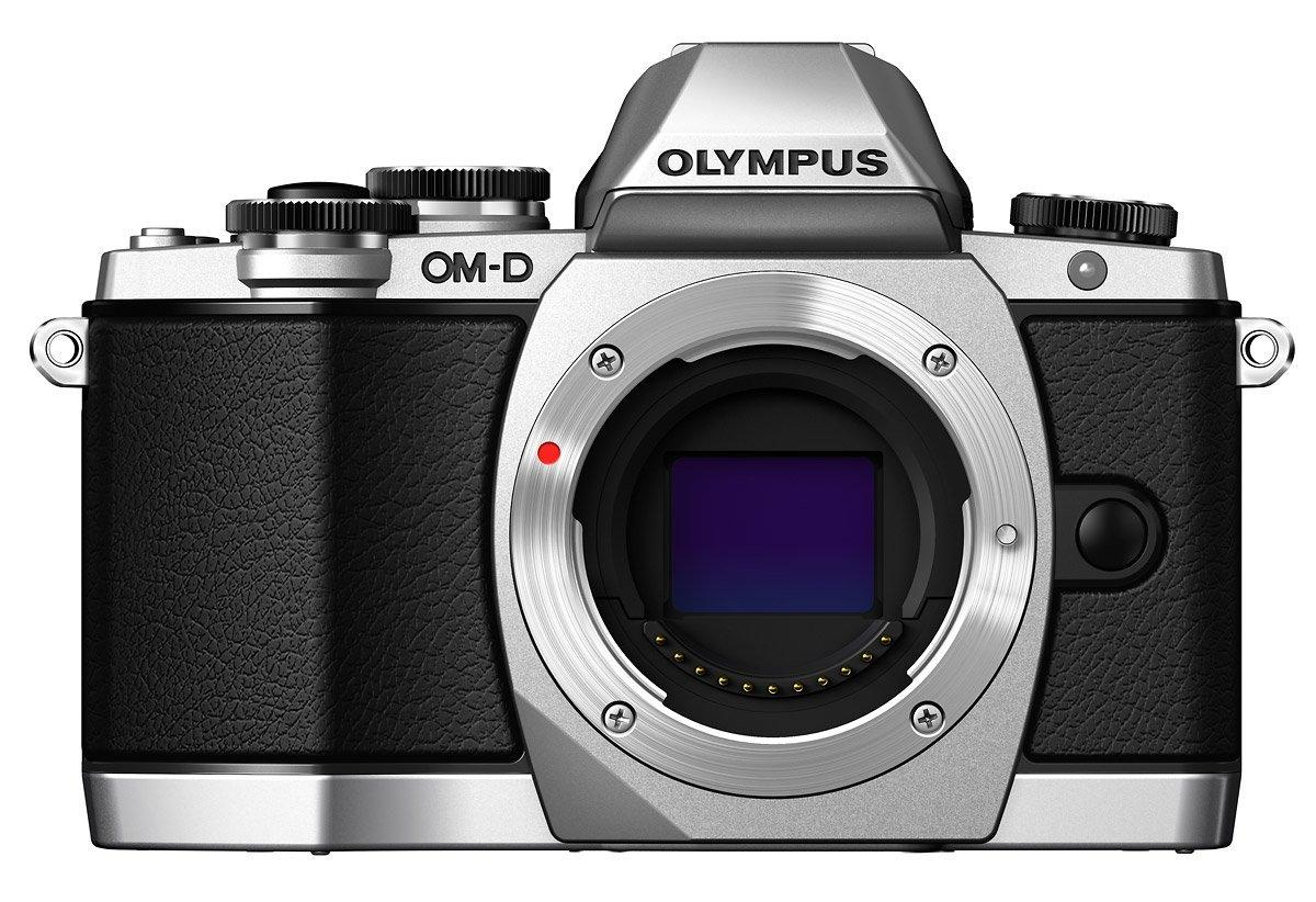 Olympus OM-D E-M10 Premium Interchangeable Lens Digital Camera (Reconditioned)