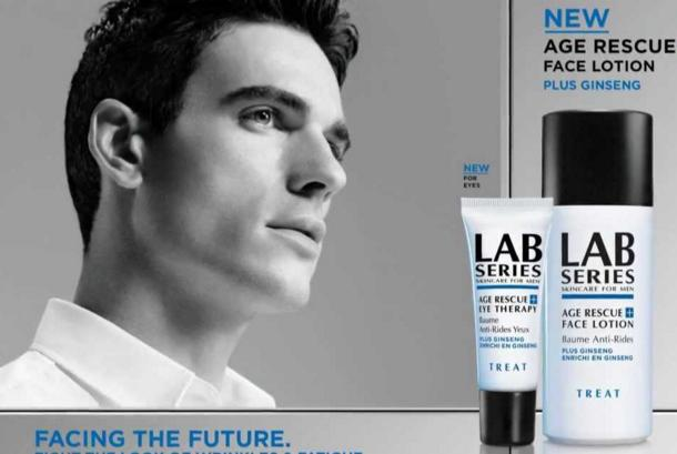 Dealmoon Exclusive! Free Deluxe Samples with Any Purchase over $50 @ Lab Series For Men