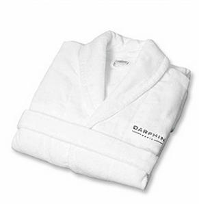 Free Darphin Bathrobe With $150 Purchase @ Darphin