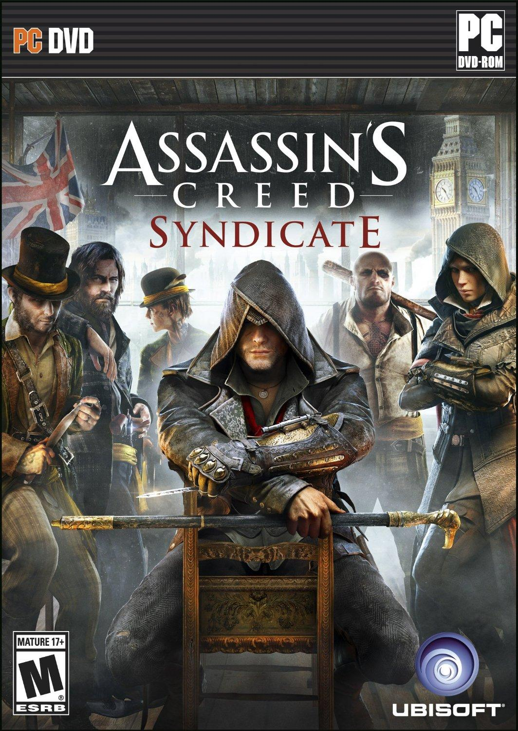 Up To 50% Off Assassin's Creed Syndicate