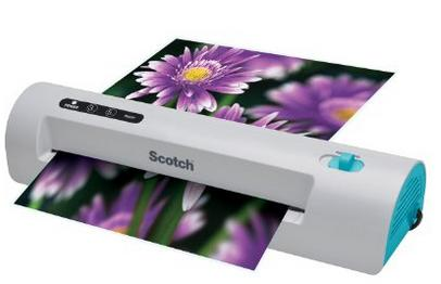 Scotch Thermal Laminator, Fast Warm-up In Under 4 Minutes, Quick Laminating Speed (TL901C-T)