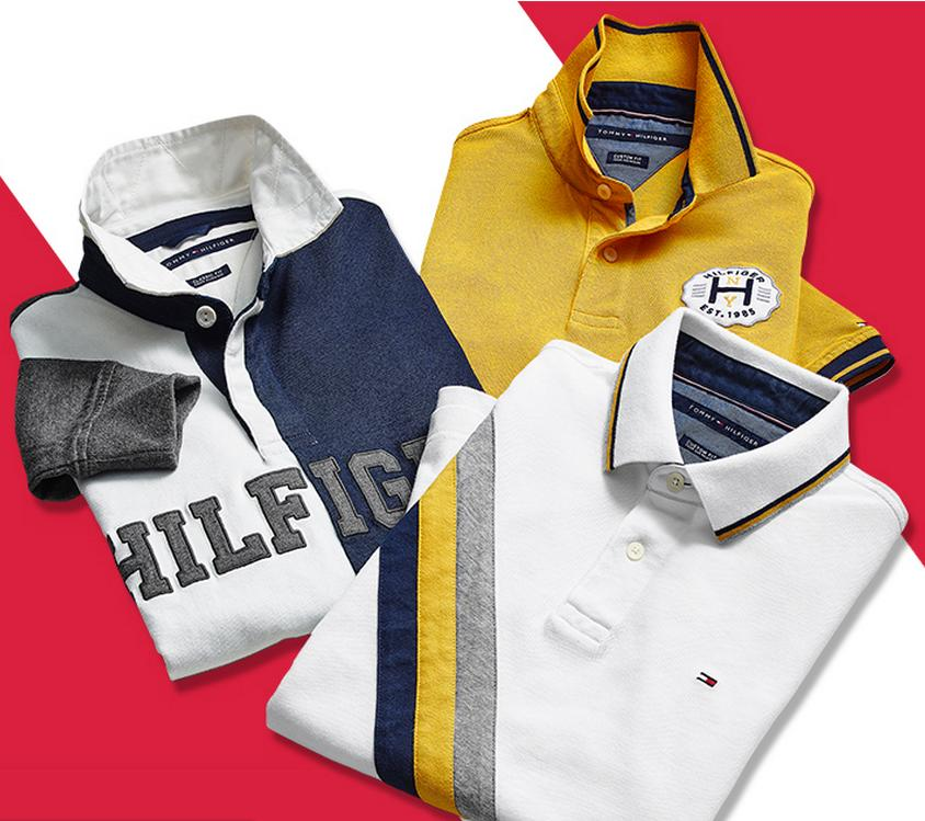30% Off Outwear, Sweaters, Cold Weather Items and Boots @ Tommy Hilfiger