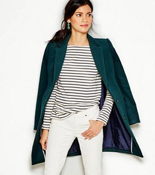 Extra 35% Off Select Styles and Extra 40% Off Clearance Items @ J.Crew Factory