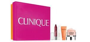10% Off + Free 4-piece gift with Any $39.5 Clinique Purchase @ Nordstrom