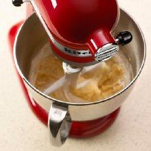 KitchenAid KSM150PSBY Artisan Series 5-Qt. Stand Mixer with Pouring Shield