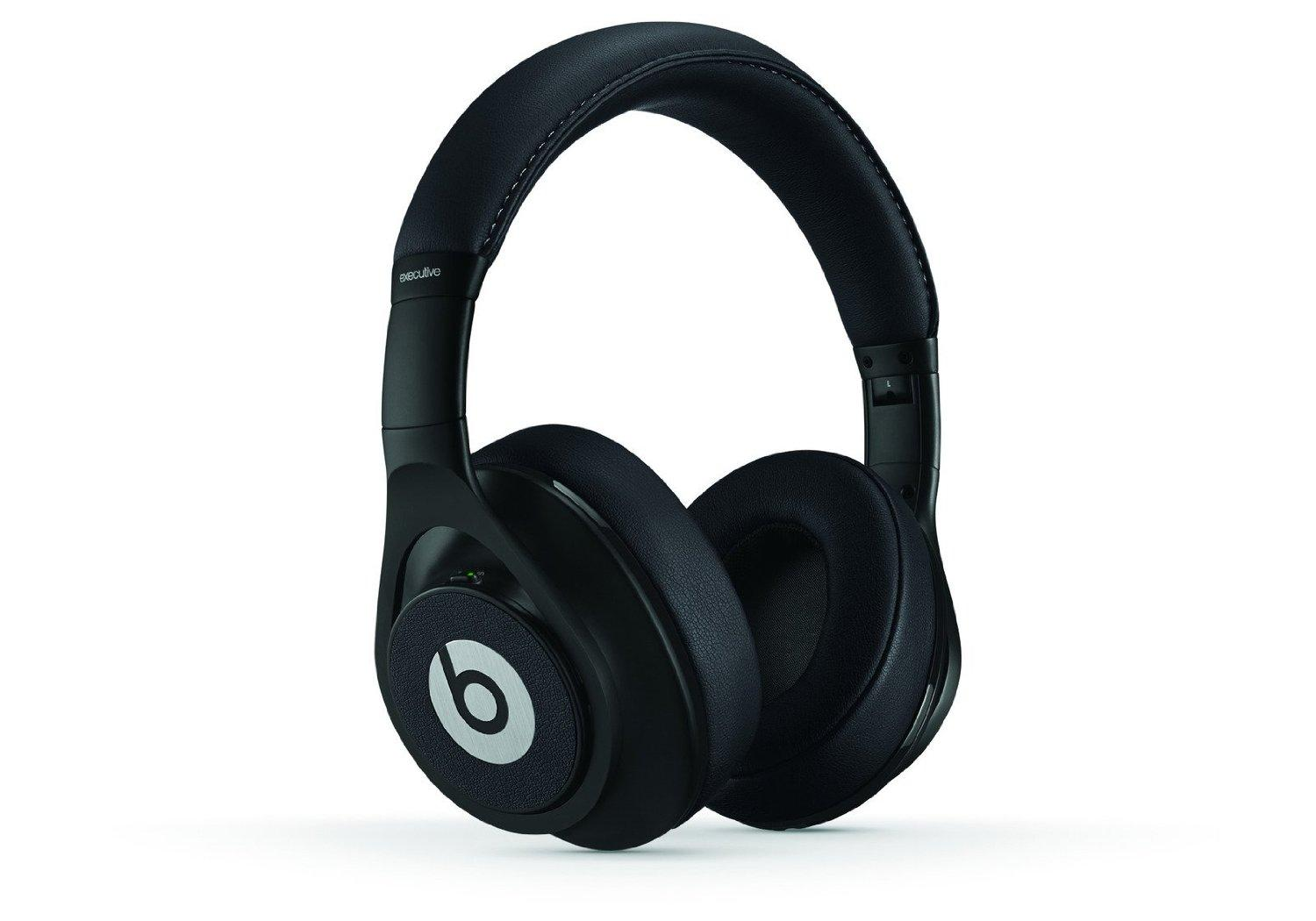 $149.99 Beats By Dr. Dre Executive Noise Cancelling Headphones, Black