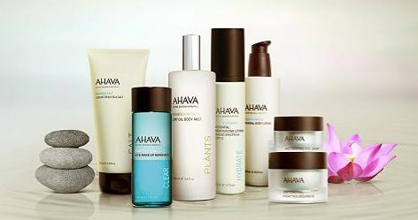 40% Off Sitewide + 2 Deluxe Samples With Over $50 Purchase @ AHAVA