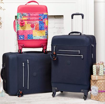 25% Off Select Luggage @Kipling USA