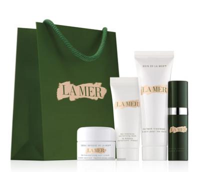 Free 5 Piece Gift Set with Over $350 La Mer Purchase @ Neiman Marcus
