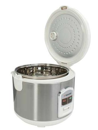 Tatung Direct Heat 8-Cup Electric Rice Cooker TRC-8BD1
