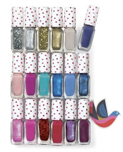 Lulu BP. Nail Colors (Set of 18)