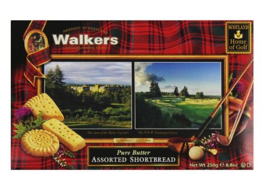 20% Off Walkers Shortbread at Amazon