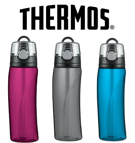$9.99 Thermos Intak 24-Ounce Hydration Bottles (3 Colors)