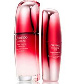 $108($160 Value) Shiseido 'Power Infusing' Duo (Limited Edition)