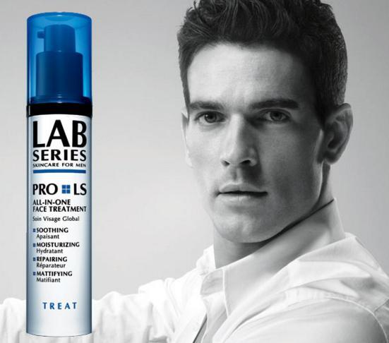 $20 off $100 + Free Shipping @ Lab Series For Men