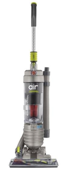 Hoover - WindTunnel Air HEPA Bagless Upright Vacuum