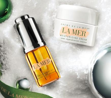 2 Free Deluxe Samples + 2 Free Samples With Any Purchase @ La Mer