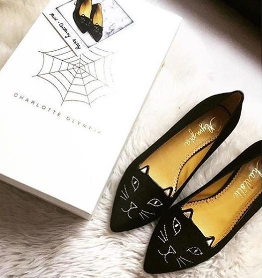 50% Off Select Bags and Shoes @Charlotte Olympia