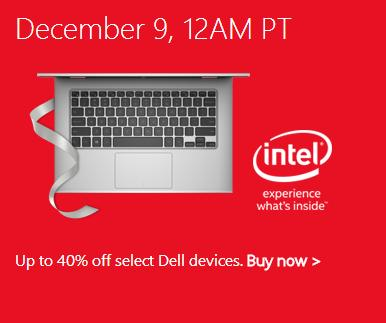 Save up to 40% Microsoft 12 Days of Deals