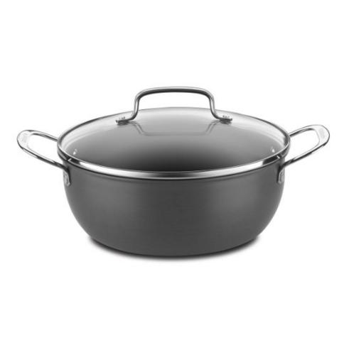 Cuisinart Chef's Classic Nonstick Hard-Anodized 5-Quart Chili Pot with Cover