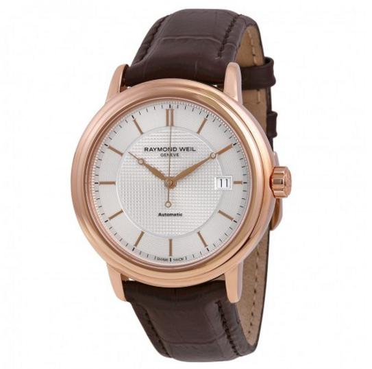 499.00 Raymond Weil Men's Maestro Automatic Date Watch 2837-PC5-65001@JomaShop.com