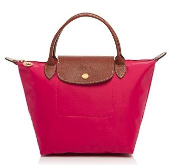 Longchamp Pliage Mini Fold-Up Tote