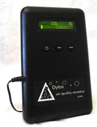 Dylos DC1100 Standard Laser Air Quality Monitor