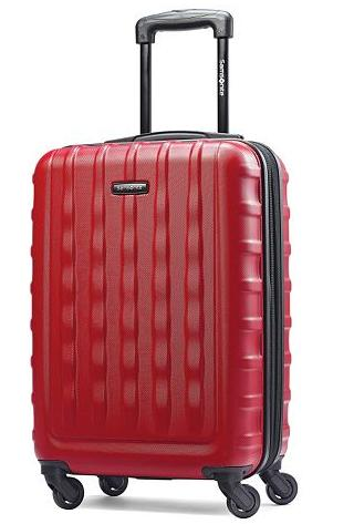Samsonite Ziplite 2.0 20-Inch Hardside Spinner Carry-On Luggage @ Kohl's