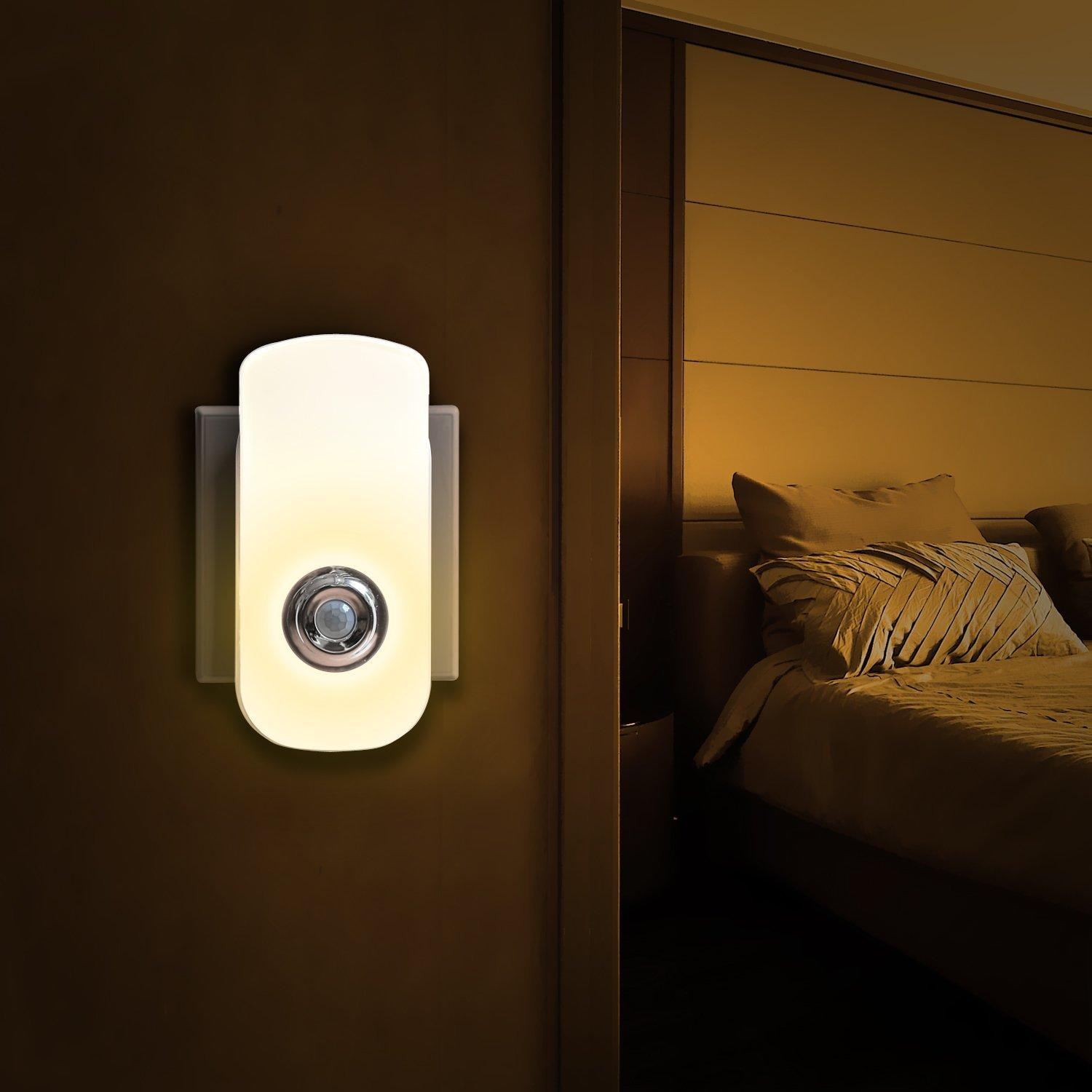 Etekcity Motion Sensing LED Night Light (2 Pack)
