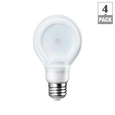 As low as $14.28 SlimStyle 60W Equivalent 2700K/5000K LED Light Bulb (4-Pack)