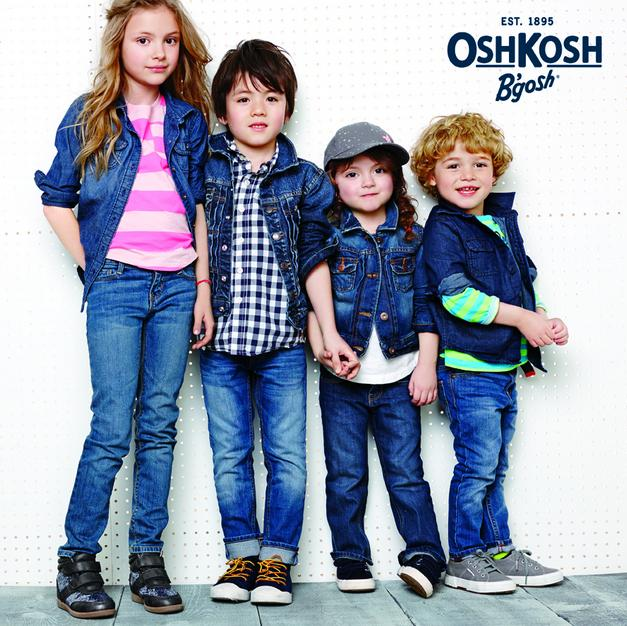 Up to 60% Off Sitewide @ OshKosh BGosh