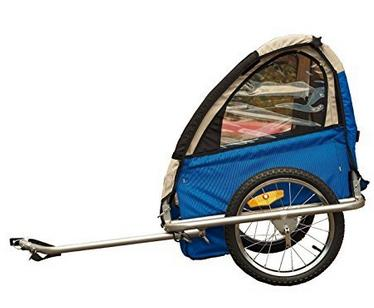 Beautiful Time Baby Bicycle Trailer