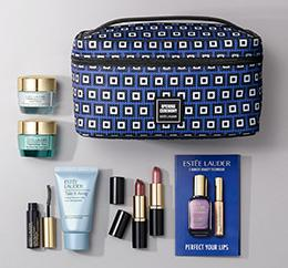 Free 9 Pc Gift+10% Off with $45 Estee Lauder Purchase at Nordstrom