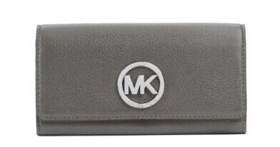 Fulton Leather Carryall Wallet @ Michael Kors