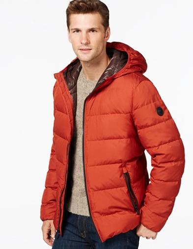 $76.99+$15 Macys Money MICHAEL Michael Kors Down Packable Jacket