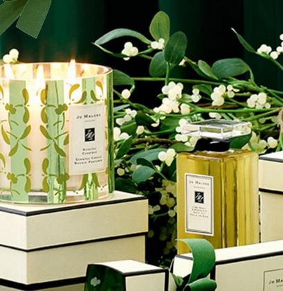Free 2 Pc Gift with Any Purchae at Jo Malone London