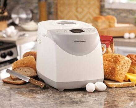 $37 Hamilton Beach 2-lb Bread Machine
