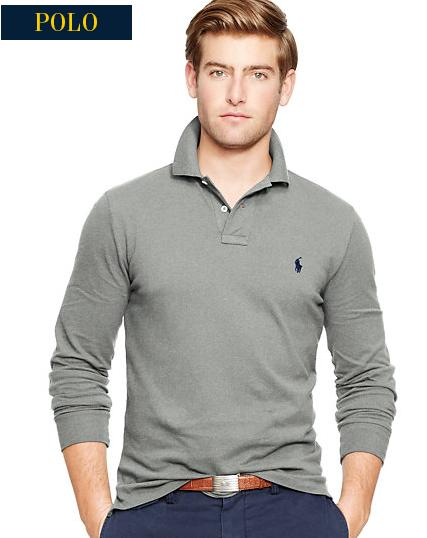 From $19.99 + Up to $275 off Select Men's Classic Apparel @ Ralph Lauren