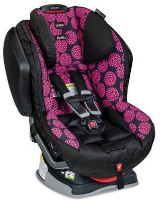 Britax Advocate G4.1 Convertible Car Seat, Broadway