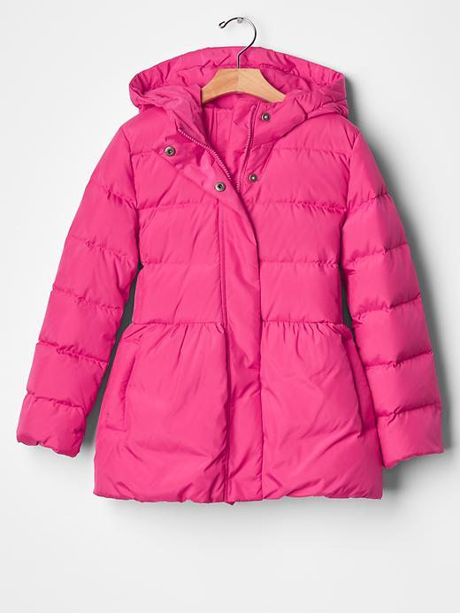 Girl's Warmest Down Bubble Puffer @ Gap