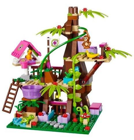 $25.48 LEGO Friends Jungle Tree Sanctuary 41059